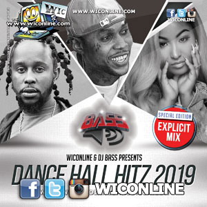 Dancehall Hitz 2019 [Dirty] by DJ BASS